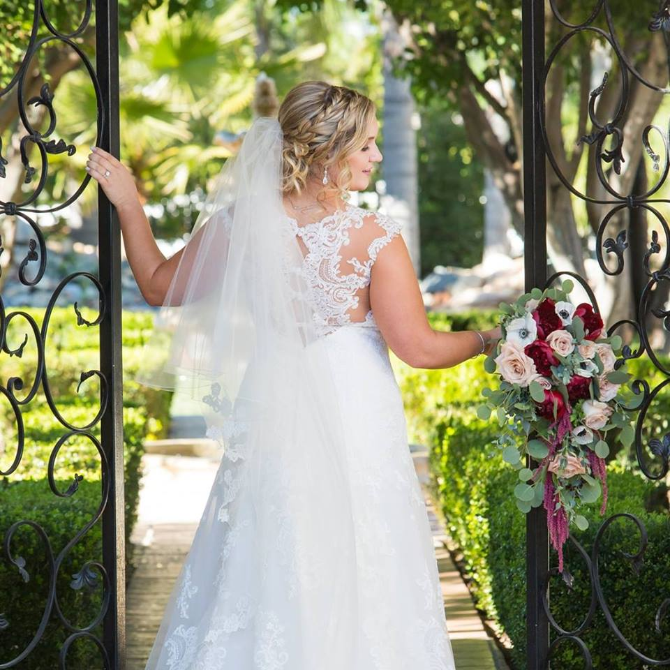 Wedding Day Hair & Makeup | Salon Services | Thomas Edward Salon & Dry Bar in Temecula, Ca